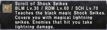 Shock Spikes