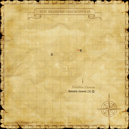 The Eldieme Necropolis (S)/Maps