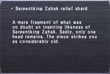 zahak response