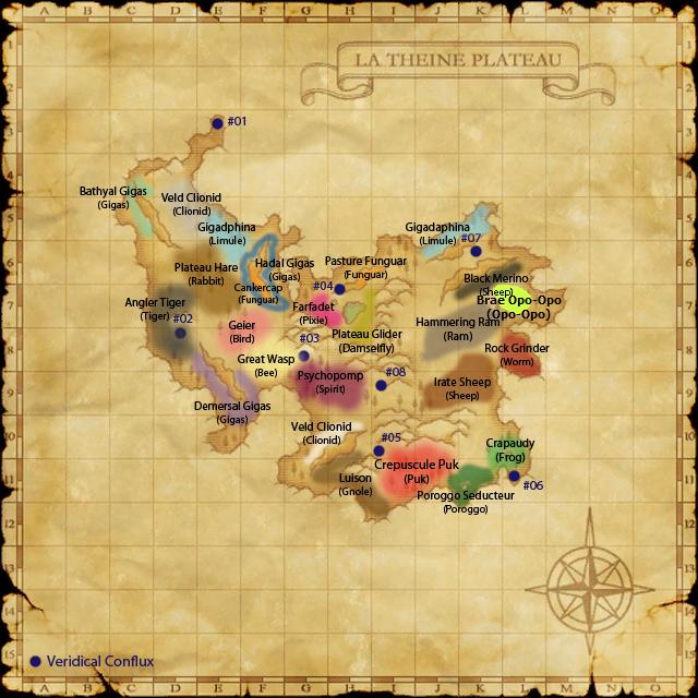 Abyssea - La Theine/Maps